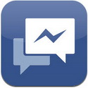 Facebook Messenger Logo for iPhone