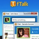 fTalk Facebook Messenger Chat Application