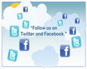 Cooperation of Facebook and Twitter Established
