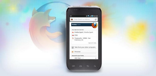 Firefox Android Web Browser