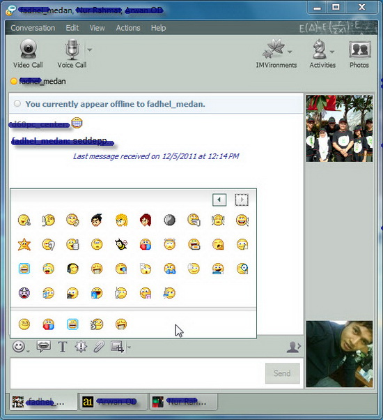 Yahoo adult smileys messenger