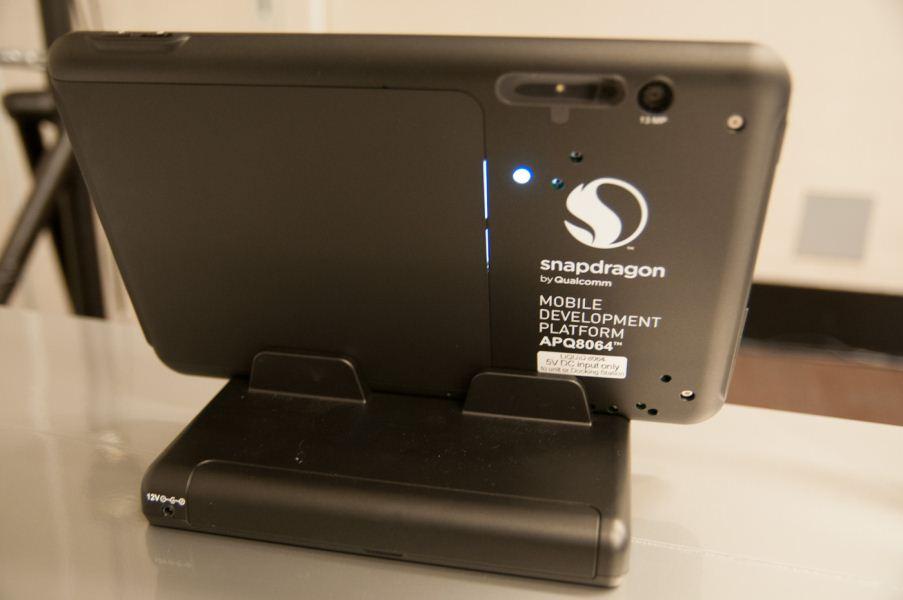 Quad Snapdragon S4 Pro