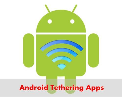 Android-Tethering-Apps