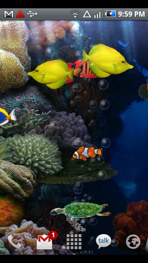 Aquarium-Live-Wallpaper