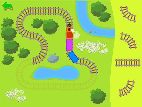 zoon train ipad app