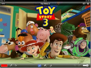 toy story 3 ipad app
