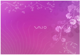Sony Viao soothing wallpapers