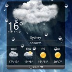 best android weather widget