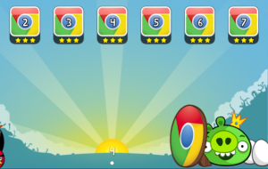 Angry Birds For Google Chrome