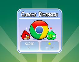 Angry Birds For Google Chrome download