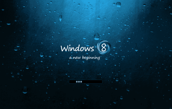 windows 8 wallpaper blue