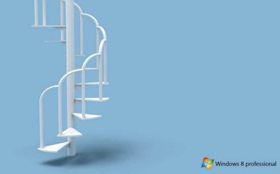 windows 8 wallpaper white