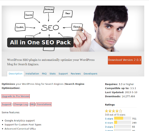 07 - All in One SEO Pack