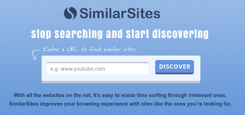 18 - Similar Sites Finder