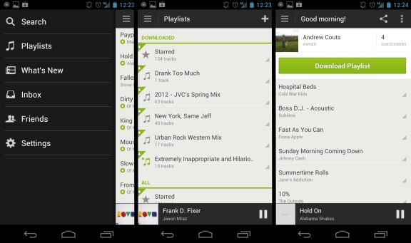 Spotify for Android App