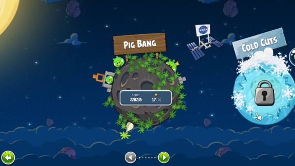 Angry Birds Space Android App