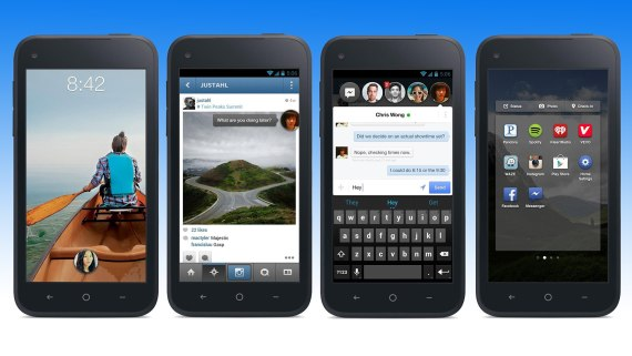 Facebook Home Android App
