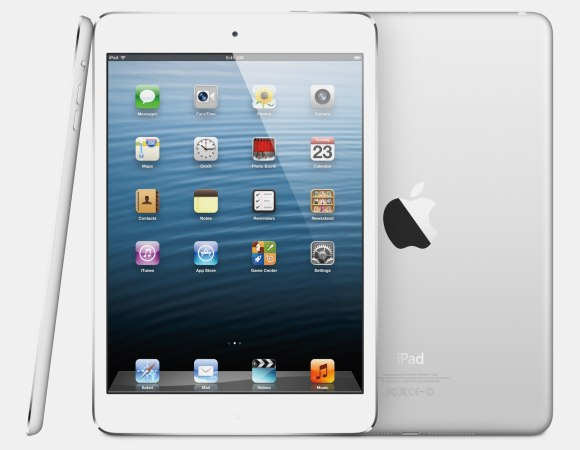 Apple iPad 4 Retina vs iPad 2 vs iPad Mini