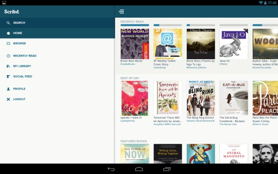 scribd android download