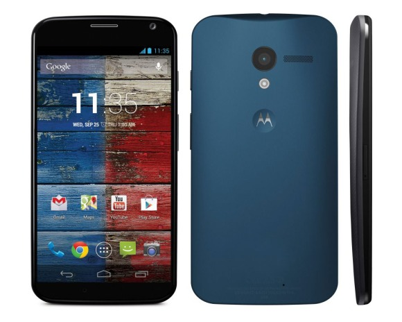 Motorola Moto X Specifications