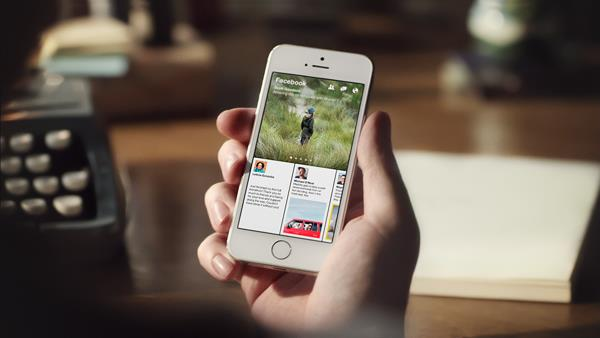 Facebook Announces News Reader App 'Paper'