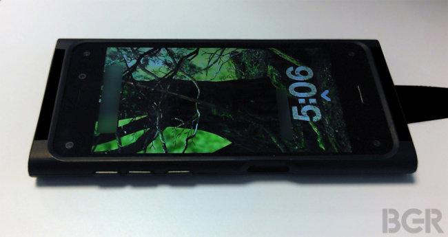 amazone smartphone leaked